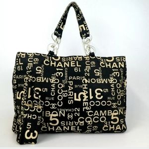 AUTHENTIC CHANEL 7433015 BYCY TOTE BAG